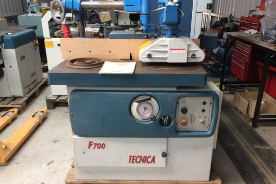 Tecnica F700 Spindle Moulder