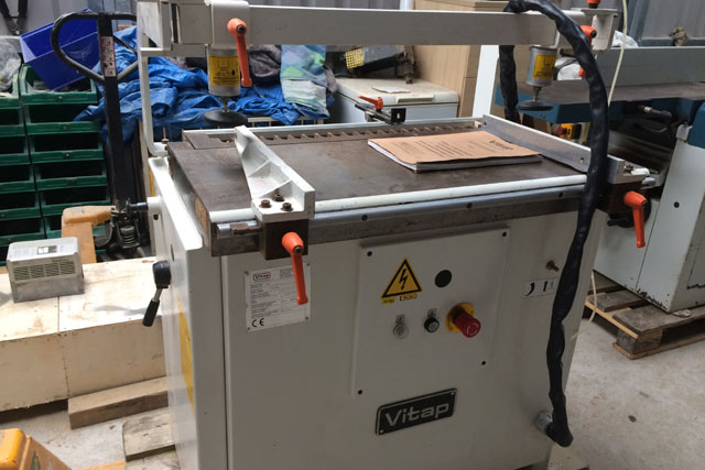 Vitap Drilling Machine - featured