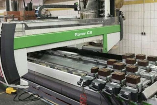 Pod & Rail Biesse CNC-featured